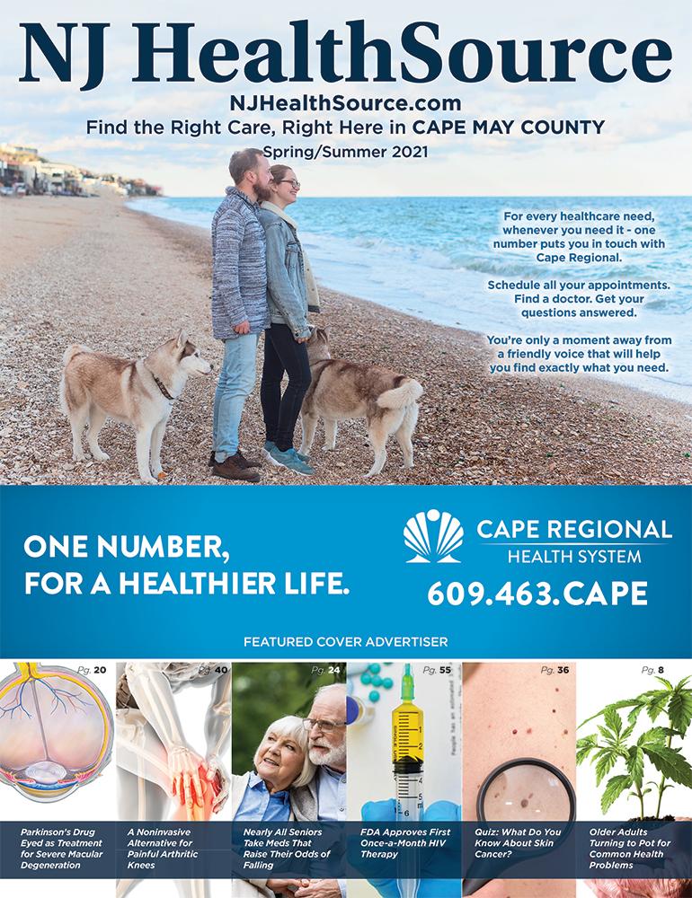 NJ HealthSource CAPE MAY COUNTY