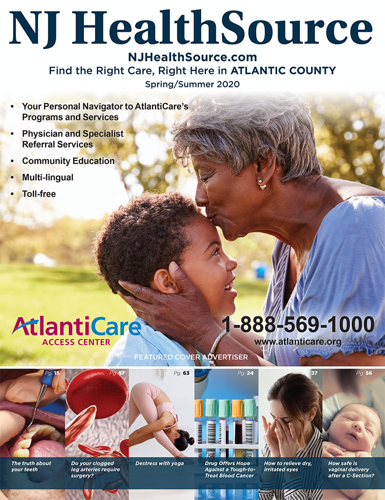 NJ HealthSource ATLANTIC COUNTY